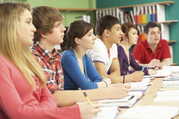 Høre i klassen