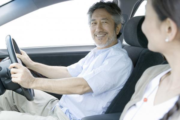 Ao me comunicar em um carro